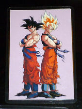 DRAGON BALL Z GT DBZ LAMINATE CARDDASS RAMI CARD CARTE 0792G-C AMADA JAPAN