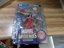 Marvel Legends ELEKTRA (Daredevil) action figure SERIES IV 2003 TOYBIZ