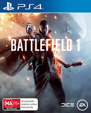 Battlefield 1 PS4 Game NEW