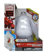 DISNEY BAYMAX PROJECTION BIG HERO 6 - 25CM BAYMAX PROJECTOR FIGURE WITH SOUND