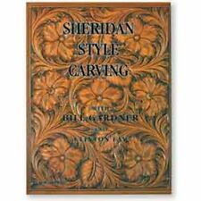 Sheridan Style Carving (6013-01) White Bear Leather