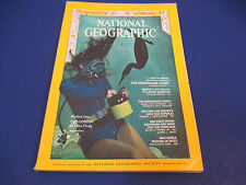 National Geographic Magazine, July 1969, Eisenhower Story, San Diego, New Guinea
