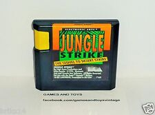 JEU SEGA MEGADRIVE SANS BOITE JUNGLE STRIKE VERSION US