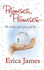 Promises, Promises by Erica James (Hardback, 2010) New Book
