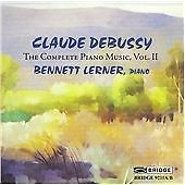 Claude Debussy: The Complete Piano Works CD NEW