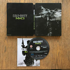 Call of Duty Modern Warfare 3 - Steelbook Edition - Playstation 3 / PS3 - Used