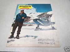 AVIATION MAGAZINE N° 455 15 novembre 1966 Soufflerie de Marignane Royal Air Fo *