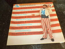 America's Greatest Hits - 1978 UK 34-track double LP compilation