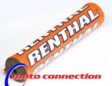RENTHAL LTD TROY LEE LUCAS OIL TWIN WALL HANDLEBAR PAD ORANGE WHITE BLUE KTM