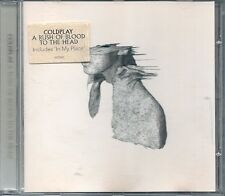 CD ALBUM 11 TITRES--COLDPLAY--A RUSH OF BLOOD TO THE HEAD--2002
