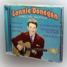 Lonnie Donegan - King von Skiffle - musik cd album
