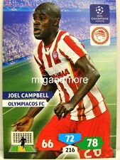 Adrenalyn XL Champions League 13/14 - Joel Campbell - Olympiacos FC
