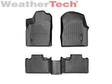 WeatherTech® Floor Mat FloorLiner for Jeep Grand Cherokee - 2013-2015 - Black