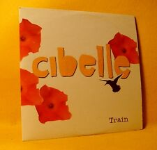 PROMO Cardsleeve Single CD Cibelle Train 1TR 2003 Downtempo RARE !