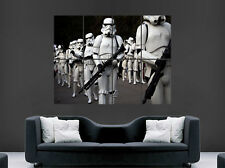 STORMTROOPERS  STAR WARS POSTER GUNS WEAPONS PRINT IMAGE LARGE GIANT WALL