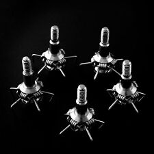 6pcs Judo Arrow Archery Broadheads 100gr Paw Points 4mm Screw Pro Hunting