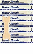 100 Nasal Strips Breathe Better Stop Snoring Sleep Apnea Anti Snore Help Breath