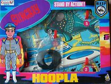 Stingray Hoopla GERRY ANDERSON. 1992. Boxed. Never played. Mint. Sealed hoops.