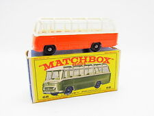 "LOT 33372 | Matchbox 68 B Mercedes Benz Coach Bus neuwertig in ""E""-Box"