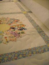 Queen--LONG ARM QUILTING SERVICE FOR YOUR QUILT TOP--SUPER FAST TURNAROUND TIME!