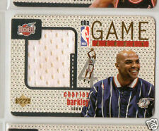 97-98 UD Upper Deck Used Game Jersey