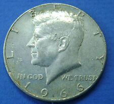 USA Half Dollar 1966 Kennedy