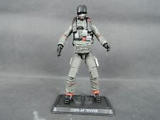 G.I. Joe AIR TROOPER POC 30TH 25TH RETALIATION ANNIVERSARY COBRA LOOSE
