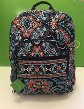 NWT Vera Bradley Large Campus Backpack in Marrakesh