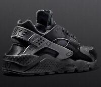 Nike Air Huarache 'Triple Black' GENUINE *All Sizes*
