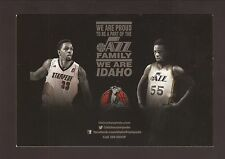2014-15 Idaho Stampede Season Ticket Postcard