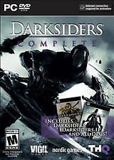 Darksiders Complete (PC, 2014) - NEW