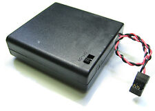 Battery  Box  For  4.8v  with JR Connector -  Baterie Type  AA
