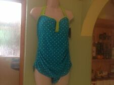 BNWT LOVELY LADIES AQUA MARINE SWIMSUIT by REGATTA GREAT OUTDOORS COLLECTION S16