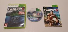Far Cry 3  (Microsoft Xbox 360, 2013)