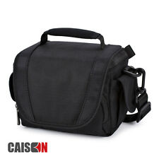 Camera Shoulder Cross Body Bag Carry Case For SONY Alpha A6000 A5100 A5000
