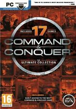 Command and & Conquer DLC: The Ultimate Collection  PC NEW