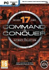 Command and & Conquer DLC: The Ultimate Collection (DLC in BOX for PC) NEW