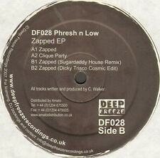 PHRESH N LOW - Zapped EP - Deep Freeze