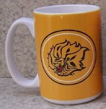 Coffee Mug NCAA Arkansas Pine Bluff Golden Lions NEW 15 ounce cup with gift box