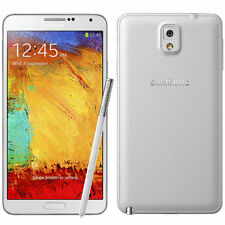 Sprint  Samsung Galaxy Note 3 III SM-N900P 32GB Clean ESN MARBLE WHITE  Good