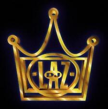 DJ LAZ - King of Bass (CD 1996) USA Import EXC Latin Bass Electronic Music