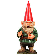 GARDEN GNOME Lawn Gnome 4 Foot Tall CARDBOARD CUTOUT Standee Standup Poster Prop