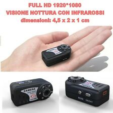 MINI DV MD80 FULL HD 1920*1080 NIGHT VISION MICRO CAMERA NASCOSTA SPY 12 MPIXEL
