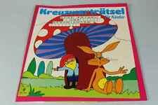Kreuzworträtsel für Kinder - Rätselspass auf 19 Seiten - Pestalozzi 1980   /S174