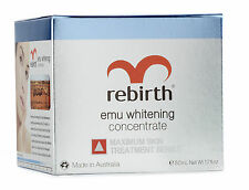 ReBirth - Lanopearl Advanced Emu Concentrate Anti Wrinkle & Whitening 50ml likas