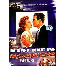On Dangerous Ground - UK Region 2 Compatible DVD Ida Lupino, Robert , Nicholas