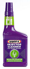 Wynns Petrol Injector Cleaner additive 325ml - Improves performance.