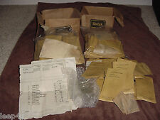KODAK PARTS NEW OLD STOCK PARTS  INV. SLIPS  ENVELOPES BOXES  OVER 1000 PARTS