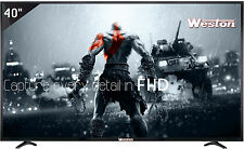 Weston WEL-4000 101 CM 40 inch Full HD LED TV- Samsung panel Inside