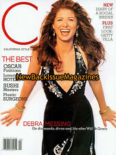 C 2/06,Debra Messing,February 2006,NEW